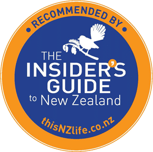 Recommended by Insider's Guide to New Zealand