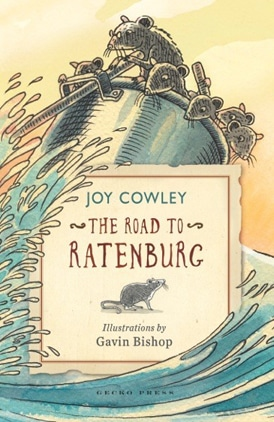 the road to ratenburg _ Joy Cowley